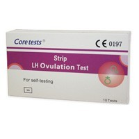 Core Tests Ovulation Tests | Beautyfeatures.ie