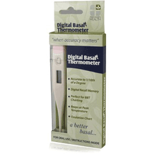 Digital Basal Thermometer for Fertility Charting | Beautyfeatures.ie