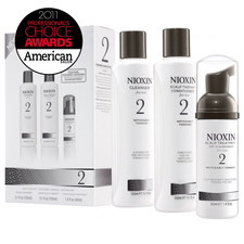 Nioxin System Kit 2 Noticeably Thinning Fine | Beautyfeatures.ie