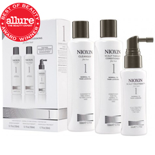 Nioxin System Kit 1 Normal to Thin Hair | Beautyfeatures.ie