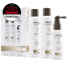 Nioxin System Kit 3 Normal Thin Treated | Beautyfeatures.ie