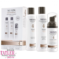 Nioxin System Kit 4 Thinning Fine Treated | Beautyfeatures.ie
