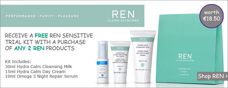 Free delivery and free gifts this easter beautyfeatures ren skincare negle Image collections