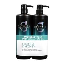 TIGI Catwalk Oatmeal & Honey Tween Duo Beautyfeatures.ie