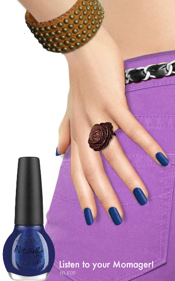 OPI - Nicole by OPI Listen To Your Momager